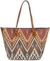 Etro embroidered detail shoulder bag