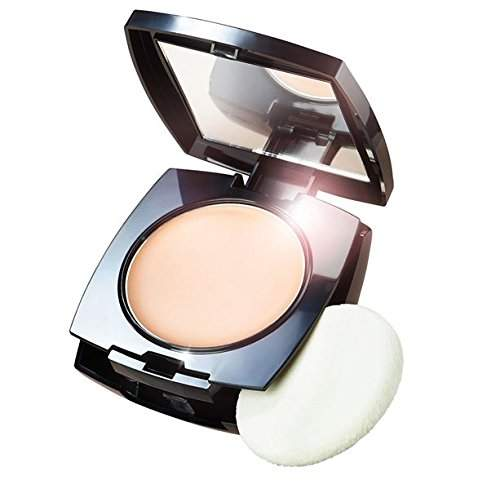 Avon True Colour Cream-to-Powder Foundation Compact - Skin With Pink/Rosy Undertone - Ivory