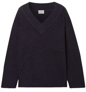 Jason Wu Melange Cashmere And Merino Wool-blend Sweater