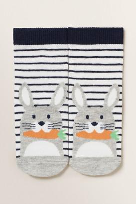 Seed Heritage Bunny Socks