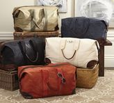 Pottery Barn Union Canvas Weekender Bag