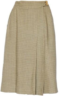 Christian Dior Beige Wool Skirts