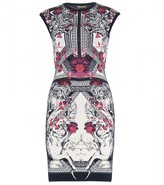 Roberto Cavalli Intarsia knit dress