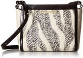 Brahmin Carrie Crossbody Satchel Bag