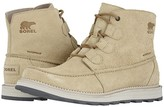 Sorel Madsontm Caribou Waterproof (Oatmeal) Men's Lace-up Boots