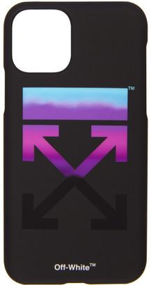 Off-White SSENSE Exclusive Black Gradient iPhone 11 Pro Case