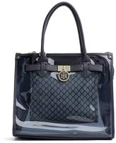 Tommy Hilfiger Transparent Saffiano Tote