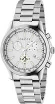 Gucci G-timeless quartz chronograph, 38mm