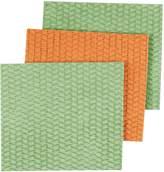 Casabella 15460 Sponge Cloths, 3-Pack