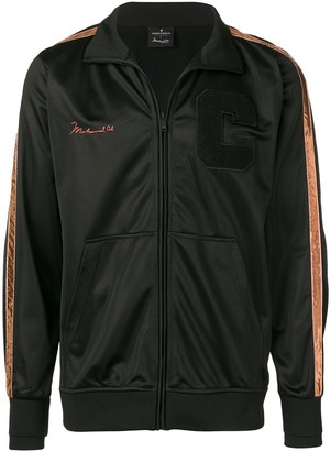 Marcelo Burlon County of Milan x Muhammad Ali letterman jacket