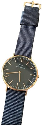 Daniel Wellington Blue Steel Watches