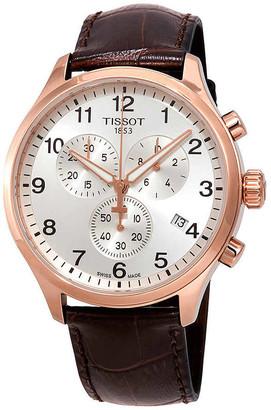 Tissot Chrono XL Chronograph Silver Dial Men's Watch T116.617.36.037.00
