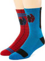 Marvel Spider-Man 2-pk. Athletic Crew Socks