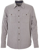Royal Robbins Men's Bristol Long Sleeve Tweed Button Down