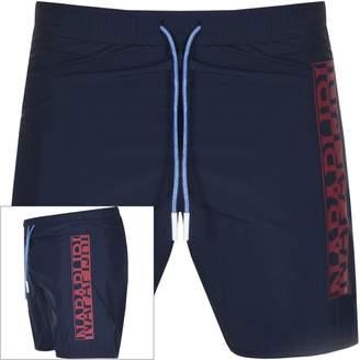 Napapijri Varco Swim Shorts Navy