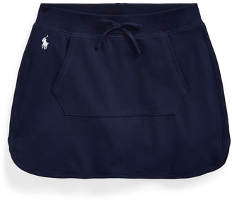 Ralph Lauren Stretch Cotton Mesh Skort