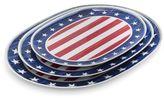 Sur La Table Stars and Stripes Serving Platters, Set of 3