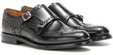 Church's Lana leather monk shoes