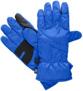 Isotoner Women's SmarTouch Packable Tech Gloves