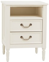 Pottery Barn Kids Blythe Nightstand, Vintage Simply White