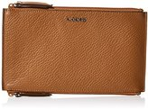 Lodis Kate Lani Double Zip Pouch Wallet