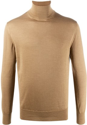 Eleventy Turtleneck Knit Jumper