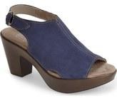 Munro American 'Kirsten' Slingback Sandal (Women)