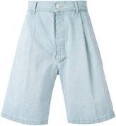 Sunnei wide leg shorts - men - Cotton - S