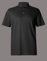 Autograph Tailored Fit Pure Cotton Polo Shirt