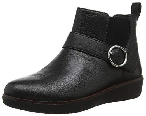 4568e657071 Women's BRIA Buckle Ankle Boots,38 EU