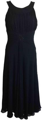 Hobbs Black Silk Dress for Women