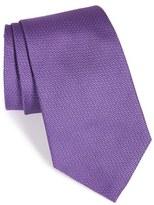 Armani Collezioni Men's Microdot Silk Tie