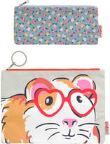 Cath Kidston Set of Two Pets Party Poly Pouches