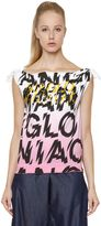 Vivienne Westwood Anglo Maniac Knotted Cotton Tank Top