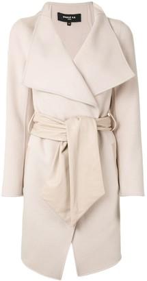 Paule Ka Front Wrap Jacket
