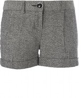 Glitter Tweed Short
