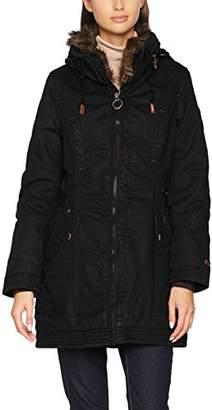 Khujo Women's's Ajla Jacket, (Black 200)