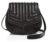Foley + Corinna Zoe Leather Saddle Bag
