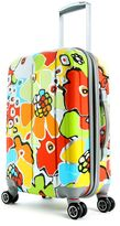 Olympia Blossom 21-Inch Spinner Carry-On