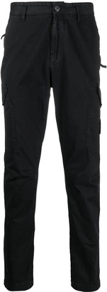Stone Island Slim-Fit Cargo Trousers
