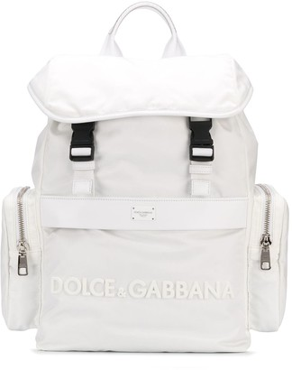 Dolce & Gabbana DNA Sicily nylon backpack