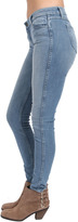 Bleu Lab Bleulab 8 Pocket Skinny in Clear Water Wash/Bouquet
