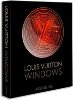 Assouline Louis Vuitton Windows book