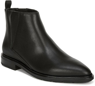 Via Spiga Emelin Leather Chelsea Boot
