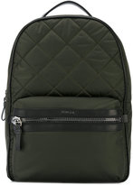 Moncler George backpack - men - Leather/Polyamide/Polyester - One Size