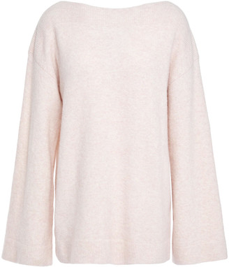 3.1 Phillip Lim Melange Brushed Knitted Sweater