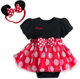 Disney Minnie Mouse Costume Bodysuit for Baby - Personalizable