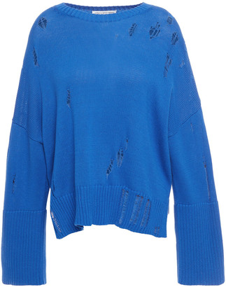 Royal Blue Cashmere Sweater | Shop the world's largest