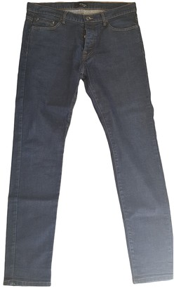 The Kooples Fall Winter 2019 Blue Cotton - elasthane Jeans