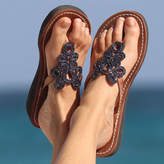 Aspiga Mia Heel Leather Sandals